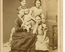 Et arrangeret ægteskab 1905